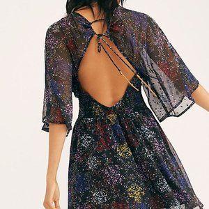 Free People NWT Anna Mini Dress
